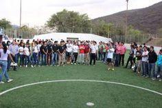 - Se tuvo un registro de 42 equipos, entre ellos del Municipios de Landa de Matamoros y Arroyo Seco -...