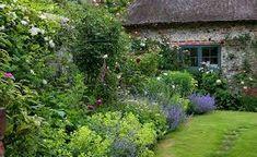 Image result for cottage garden