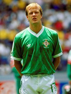 Colin Clarke - Northern Ireland Caps 1986-92, Northern Ireland World Football, Football Players, Northern Ireland, Newcastle, World Cup, Polo Ralph Lauren, Mexico, Cap, Sports