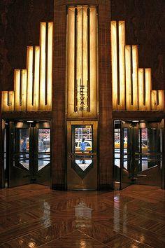 Lobbying for More Art Deco