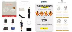 Email marketing for Thanksgiving