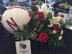 Ralston Chamber of Commerce. Tom Osborne Luncheon. Teammates, Huskers, Go Big Red,