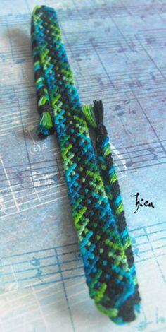 Photo of #87267 by Hisa - friendship-bracelets.net