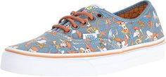 VANS Authentic Disney-Pixar Toy Story Sheriff Woody Sneakers VN0A348AM4Z Unisex Shoes... Sheriff Woody, Vans Authentic, Toy Story, Disney Pixar, Keds, Unisex, Sneakers, Shoes, Women