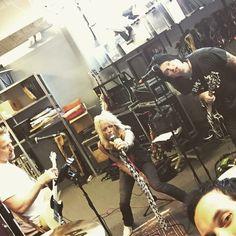 Michael, Nasty, Karl, Steve