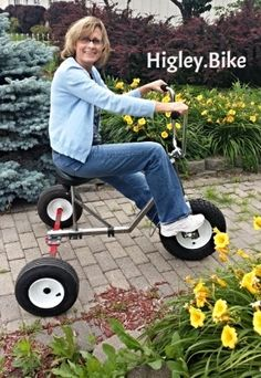 large adult tricycles trike