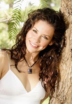 Evangeline Lilly - not everyone could look that awesome stuck on an island for 5 years.