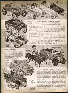 vintage marx train set ads - Google Search