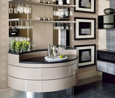 Interior design company unveils its new Kelly Hoppen-designed contemporary kitchen. Best Interior, Kitchen Interior, Classic Interior, Dining Room Design, Kitchen Design, Kelly Hoppen Interiors, Interior Design Companies, Mid Century House, Inspiration