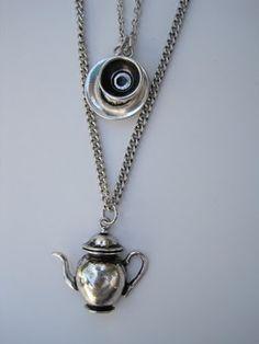 1000+ images about Tea: Jewelry on Pinterest | Tea Time, Tea Pots ...