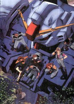 """Mobile Suit Gundam: The 08th MS Team"""