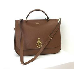 fb4b98a2cd77 2017 Latest Mulberry Amberley Satchel Clay Small Classic Grain -   Mulberry  Outlet UK Team