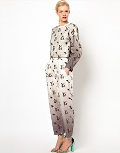 Louise Amstrup All Over Print