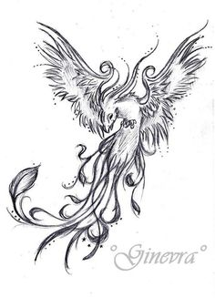 Phoenix tattoo designs are popular among people who have struggled to overcome an obstacle in their life, and are representative of new beginnings. This is because the phoenix – a mythological bird of fire – is said to set itself on fire when it becomes tired and rise from the ashes ...