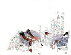Gluttony by Julie Morstad