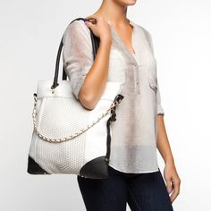 cute bag, and I love the top!