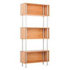 3 Box Shelf in Cherry