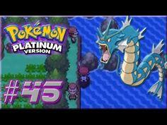 Pokemon Platinum Walkthrough Part 45: To a New City!