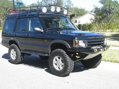 Image result for land rover discovery 6 inch lift kit