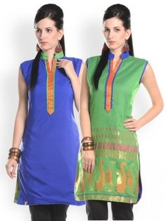 reversible kurta for women