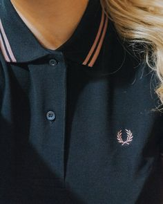 a04c094de Fred Perry Fred Perry Twin Tipped Polo Shirt