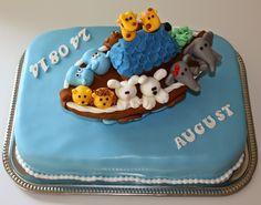 Dåbskage, Noas ark