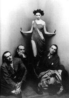 Ballet Society © Irving Penn, 1948