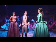 10 full minutes of Hamilton clips including helpless ,room where it happens ,Schuyler sisters, Yorktown (the world turned upside down), a montage to my shot, and what'd I miss! Ten minutes of full happiness