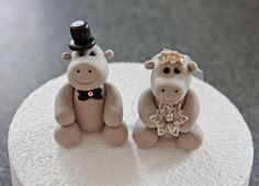 This could also be under hippos... But it's a must for my future wedding!