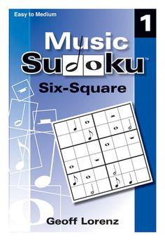 Music Sudoku Six-Square, Set 1
