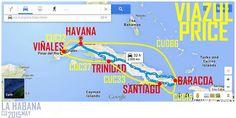 WEI FÜ: 古巴 ✈ 卡車轉乘資訊分享 Camion routes in Cuba