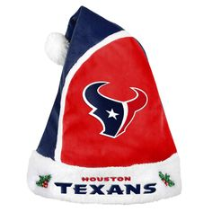 0cf93b2e8 Houston Texans 2015 Basic Santa Hat
