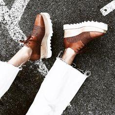 Sapatos Tratorados