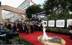 Red Carpet Pictures at the 2016 Golden Globe Awards