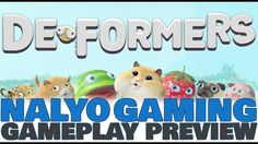 DEFORMERS By Ready At Dawn & GameTrust, PS4 Gameplay Preview