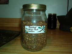 How To Make Roasted Dandelion Root Coffee
