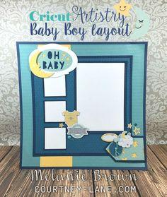 New Baby Cards Diy Boy Scrapbook Layouts Ideas Baby Boy Scrapbook, Bridal Shower Scrapbook, Paper Bag Scrapbook, Baby Scrapbook Pages, Birthday Scrapbook, My Scrapbook, Scrapbook Supplies, Pregnancy Scrapbook, Scrapbook Frames
