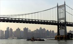 Deconstructing the Robert F. Kennedy Bridge - The New York Times