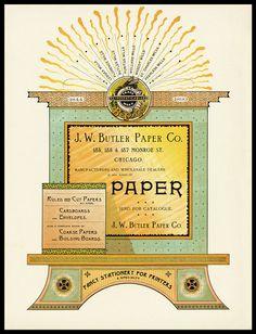 ButlerPaper