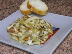 En la Cocina de Amama: Boletus en Salsa Marinera