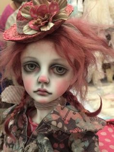Art Doll - OOAK Fullset MSD DT 7 *SEOLA* by the one and only Val Zeitler