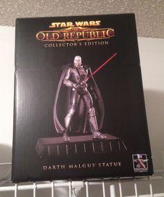 Star Wars The Old Republic Darth Malgus Statue Collectors Edition