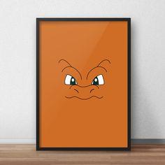 Een persoonlijke favoriet uit mijn Etsy shop https://www.etsy.com/nl/listing/604001061/charizard-pokemon-printed-canvas