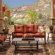 The Haywood Patio Furniture Collection - Jerome's Furniture