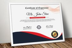 Diploma Certificate Template Word - Vsual for Professional Certificate Templates For Word - Sample Professional Templates Gift Certificate Template Word, Graduation Certificate Template, Degree Certificate, Best Templates, Label Templates, Letter Templates, Design Templates, Banner Template, Word Structure