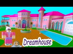 Roblox Hide And Seek Extreme & Barbie Life In The Dreamhouse Mansion Game Play - YouTube