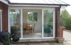 Aluminium Doors offered by Wessex Windows throughout Hampshire, including Winchester, Portsmouth, Southampton and Romsey. Hampshire, Sliding Patio Doors, Aluminium Doors, Kitchen Inspiration, Kitchen Ideas, Windows, House, Image, Bay Windows