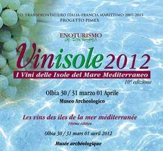 Vinisole 2012 Olbia - Dal 30 Marzo al 1 Aprile