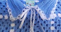Olá meus queridos, esse casaquinho hexágono que a Elaine Crochê ensina é o máximo, facinho de fazer, fica muito lindo, você pode brincar co...