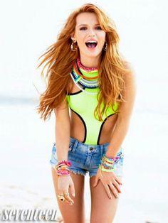 Bella Thorne for Seventeen Magazine 2014